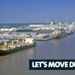 Gov. Nathan Deal: Project Agreement Signed For Harbor Deepening