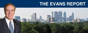 Evans Report Logo