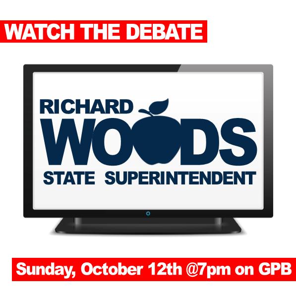 Woods Debate