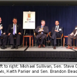 Sen. Brandon Beach: Joins Transportation Leaders for Panel on Metro Connectivity