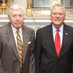 Former Gov. Carl Sanders to be Honored at State Capitol