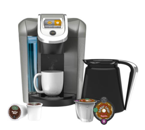 Keurig for Firefighters