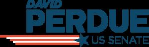 Perdue Senate Logo