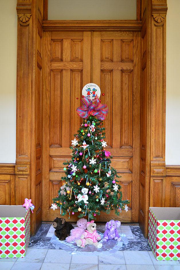 State Capitol CHOA tree
