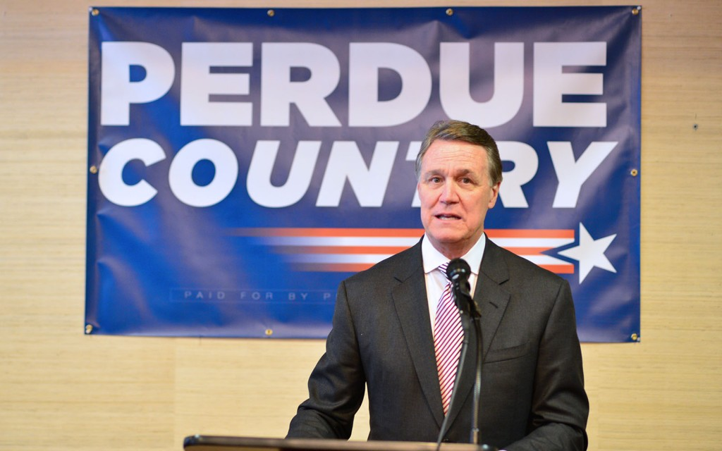 David Perdue Country