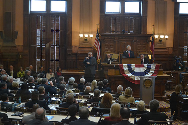 Gov Deal Inauguration