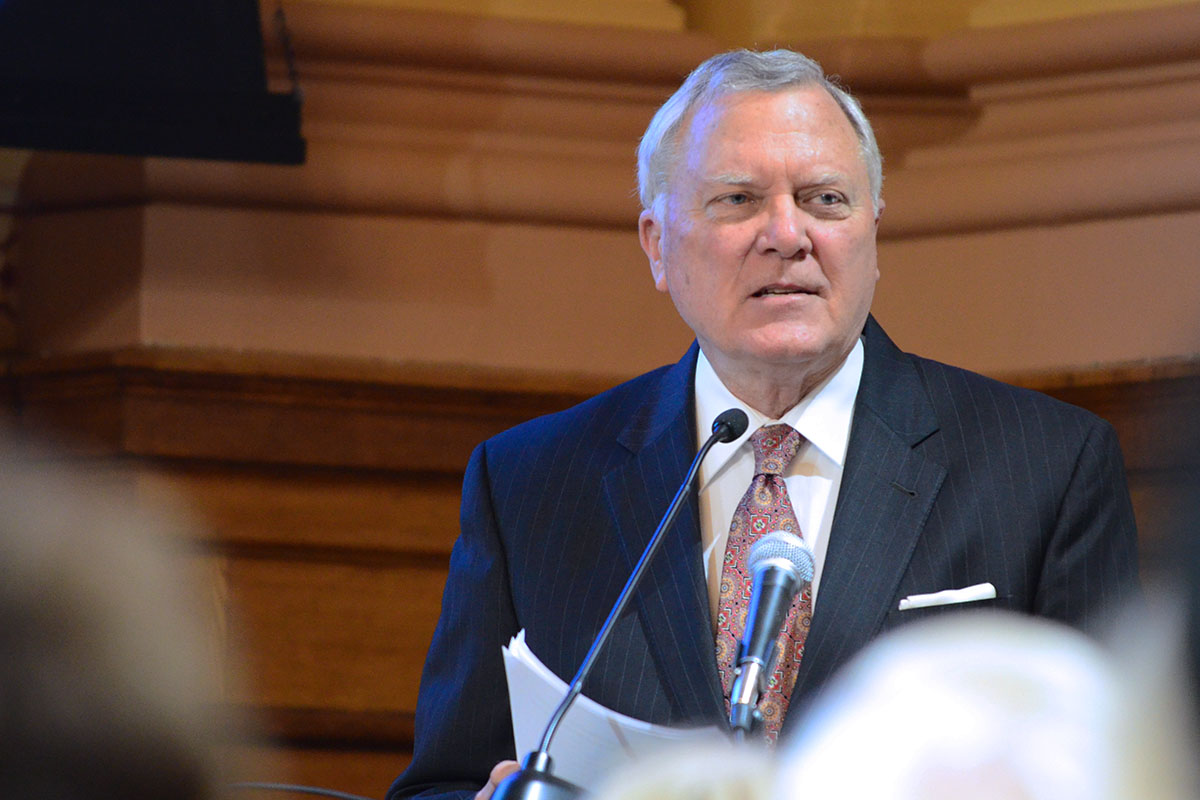 Gov Deal Budget Speech