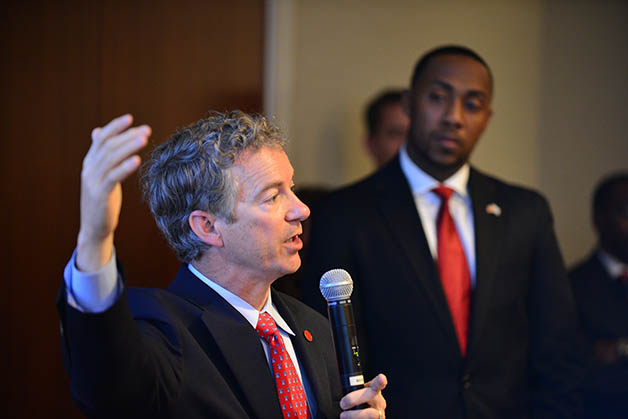 Rand Paul Ashley Bell