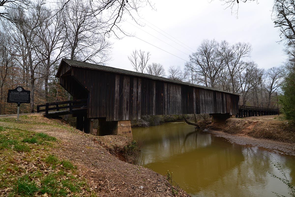 Red Oak Covered Bridge
