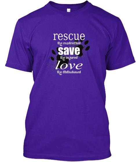 Coastal Pet Rescue Shirt