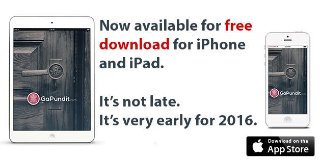 GaPundit Pro App Store 2015