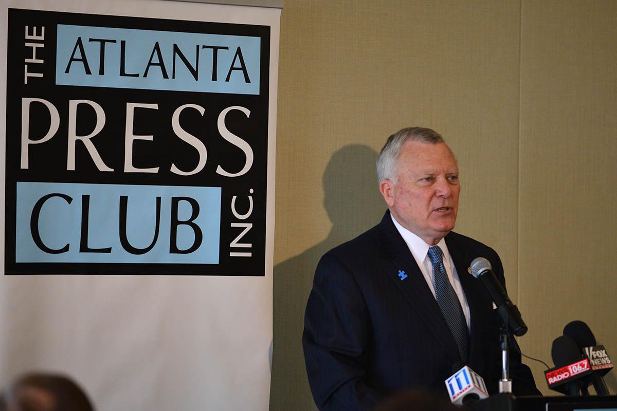 Nathan Deal Atlanta Press Club
