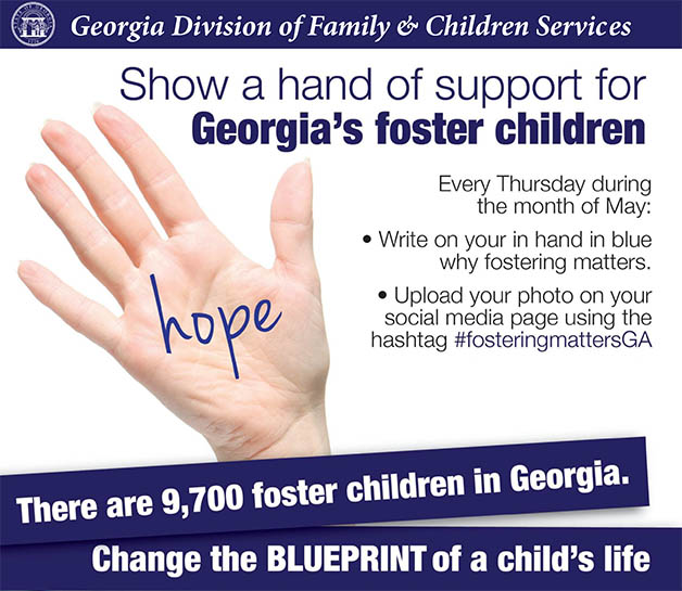 Foster Month Flyer 628px