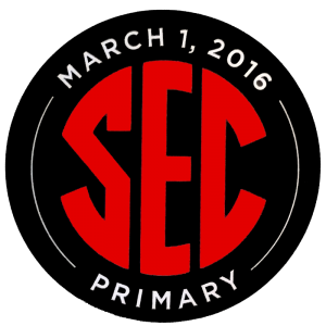 SEC Primary Sticker