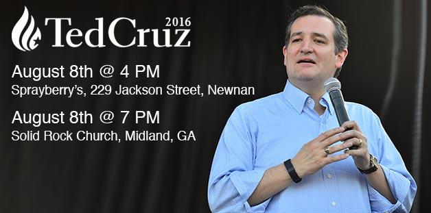 Ted Cruz Barbecue Tour