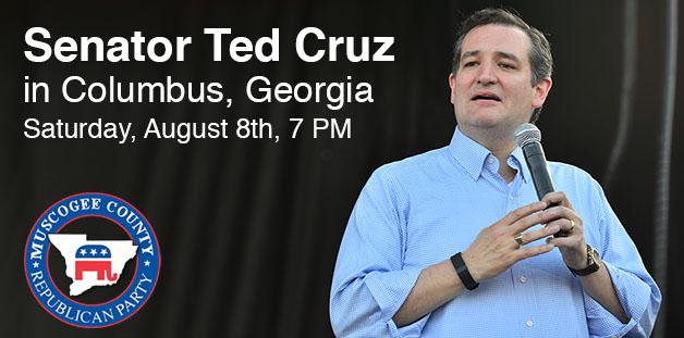 Ted Cruz Columbus GA