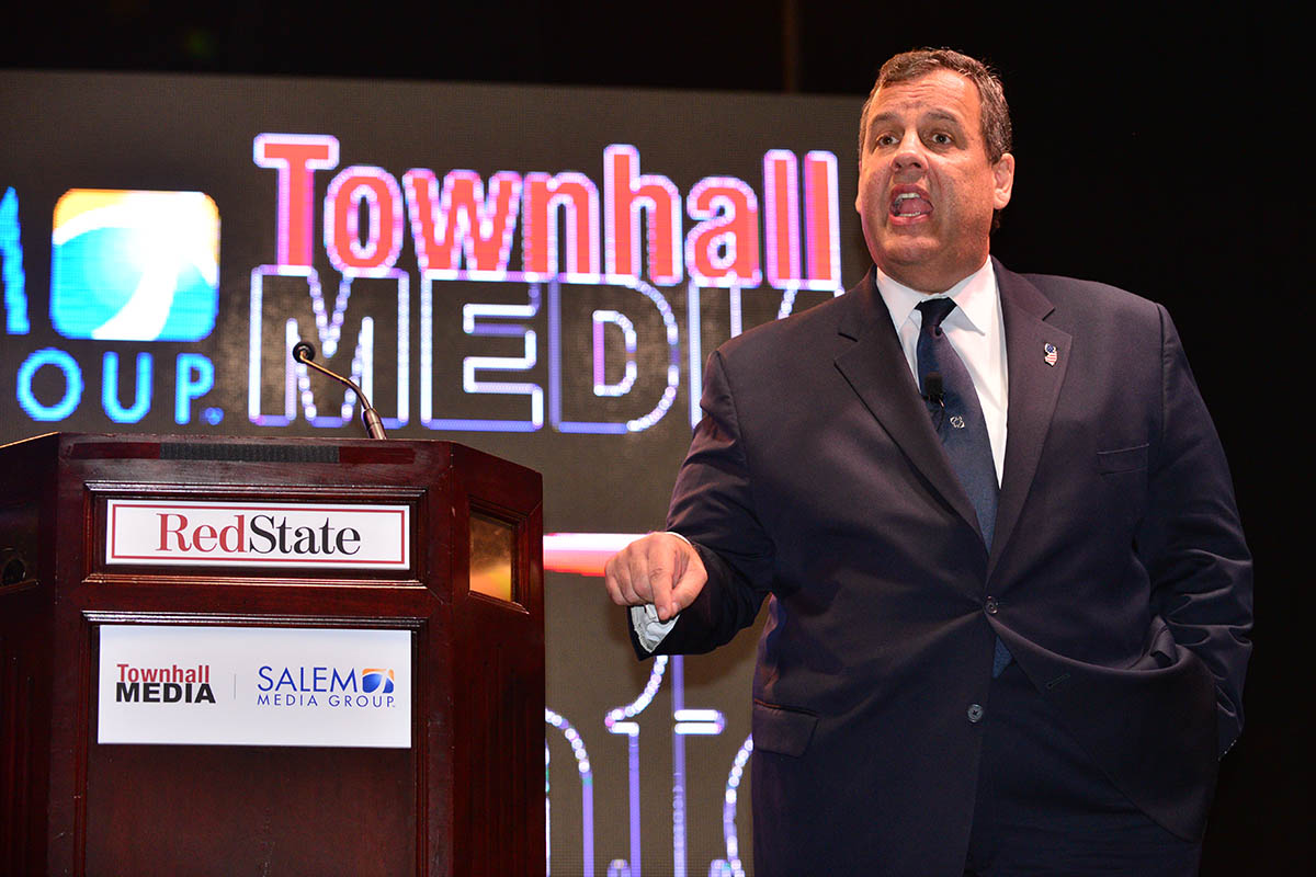 Chris Christie Red State