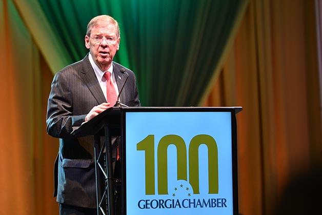 Isakson Georgia Chamber 628
