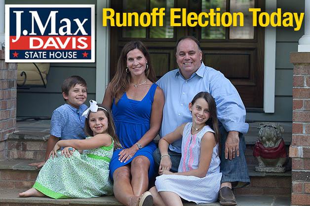 J Max Davis State House 08112015