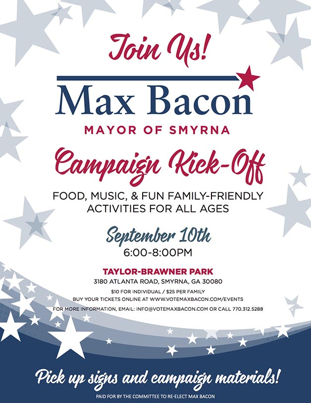 Max Bacon Kickoff SM