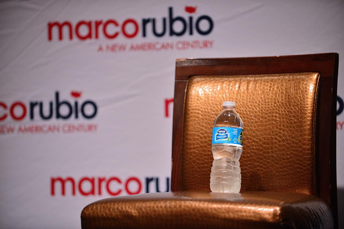 Rubio Water Bottle