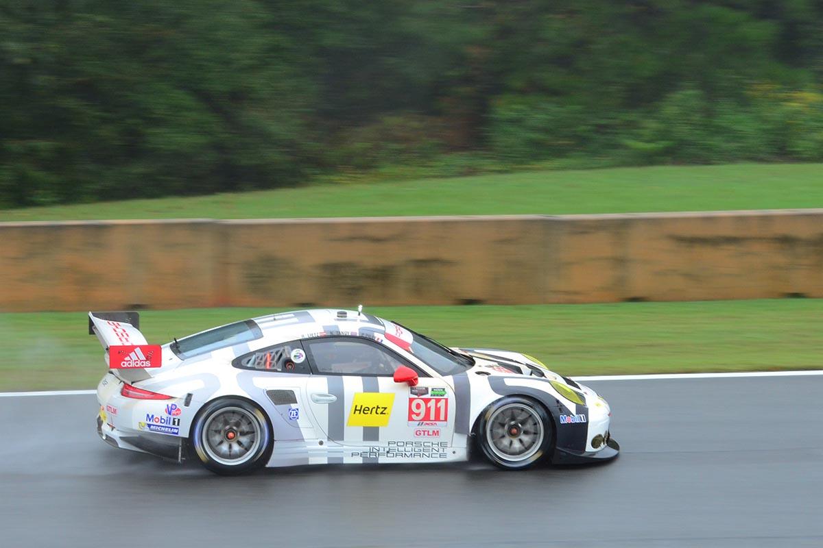 Porsche 911 Petit Le Mans Winner 2015