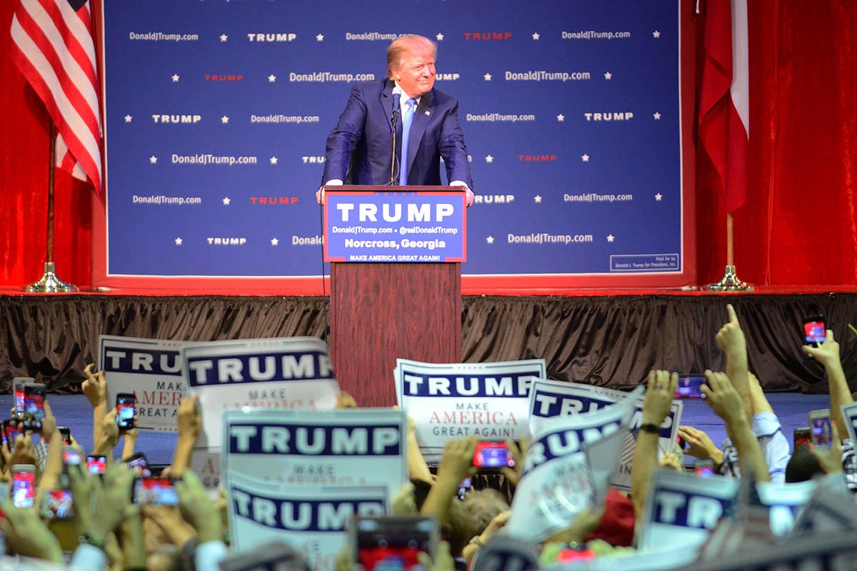 Trump Atlanta 1