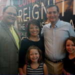 State Rep. Jason Spencer endorses Ted Cruz for President