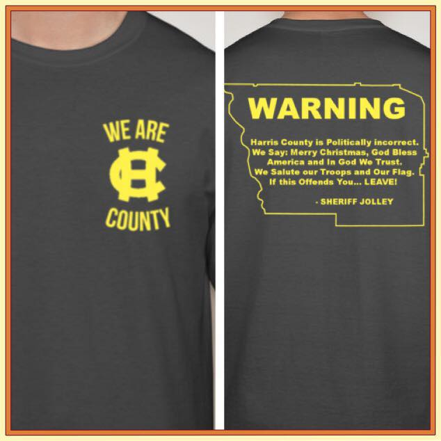 Harris County T-Shirt