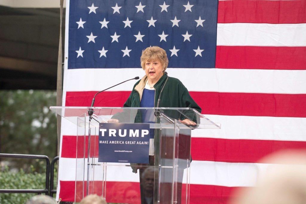 Sue Everhart Trump Georgia
