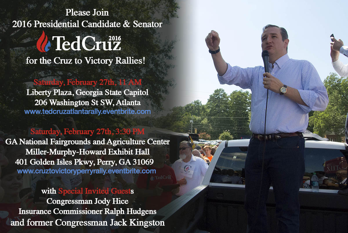 Cruz Ga Capitol Invite 2events