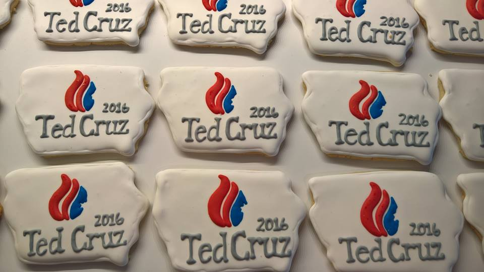 Cruz Iowa Cookies
