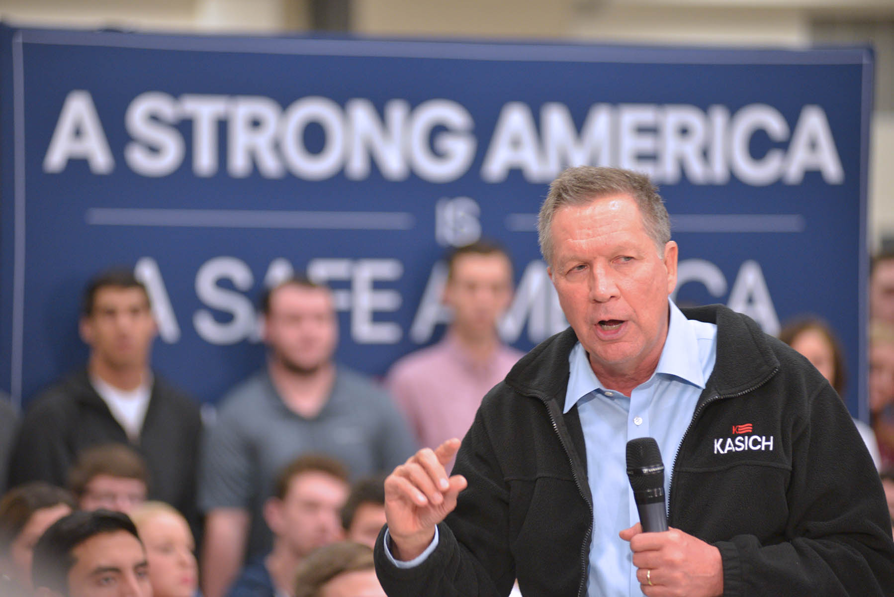 Kasich Strong America
