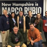 Georgia supporters of Marco Rubio deploy to New Hampshire