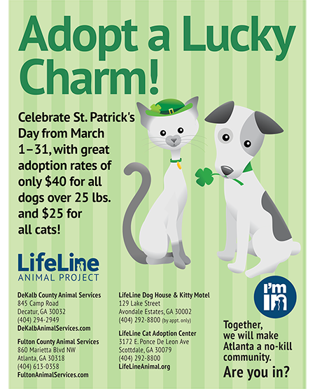 March Lifeline Adoption