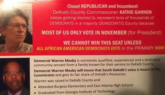 Mosby Gannon Mailpiece