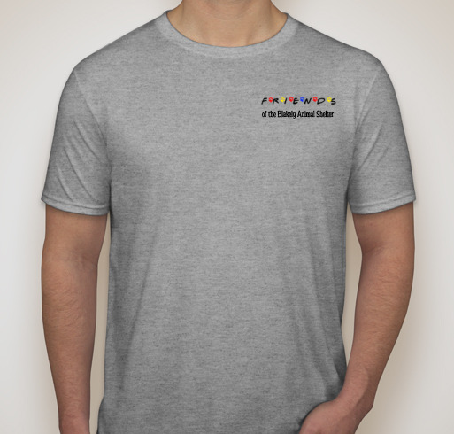 Friends of Blakely Shelter shirt