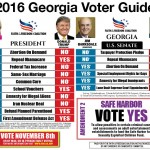 Georgia Politics, Campaigns, and Elections for September 20, 2016