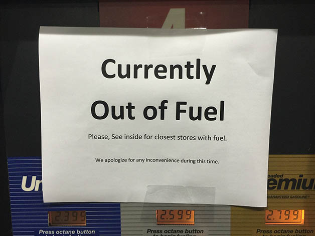 gas-outage-sign