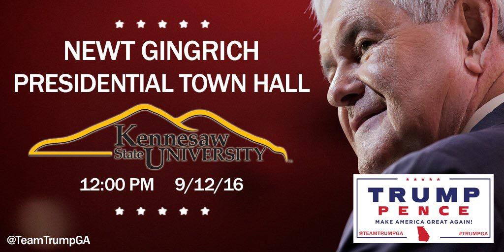 newt-gingrich-trump-kennesaw