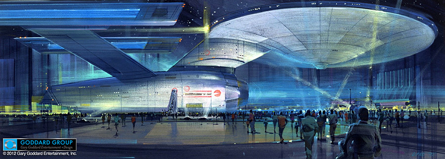 Enterprise Space Port900px
