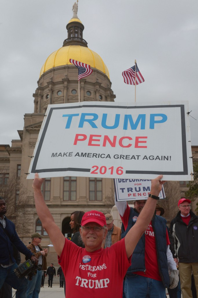 Trump Pence Capitol