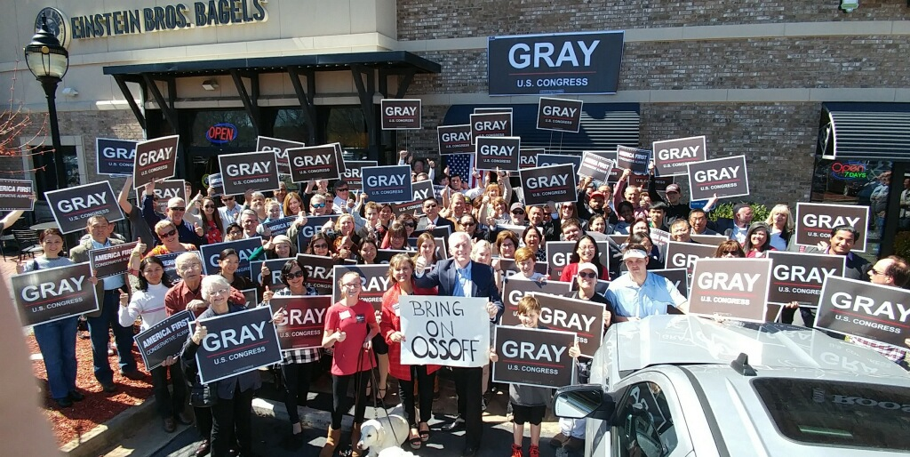 Gray HQ opening
