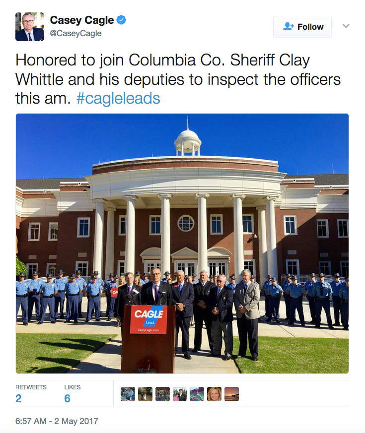 Casey Tweet Columbia County