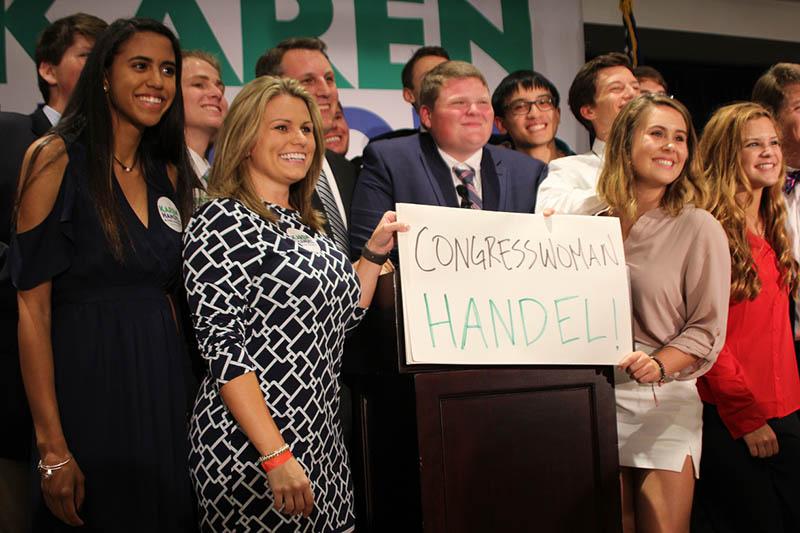 Congresswoman Karen Handel