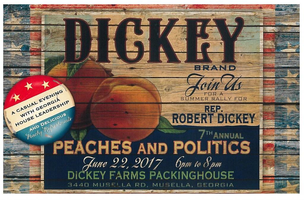 Dickey Peaches Politics