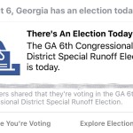 Georgia Politics, Campaigns, and Elections for June 20, 2017