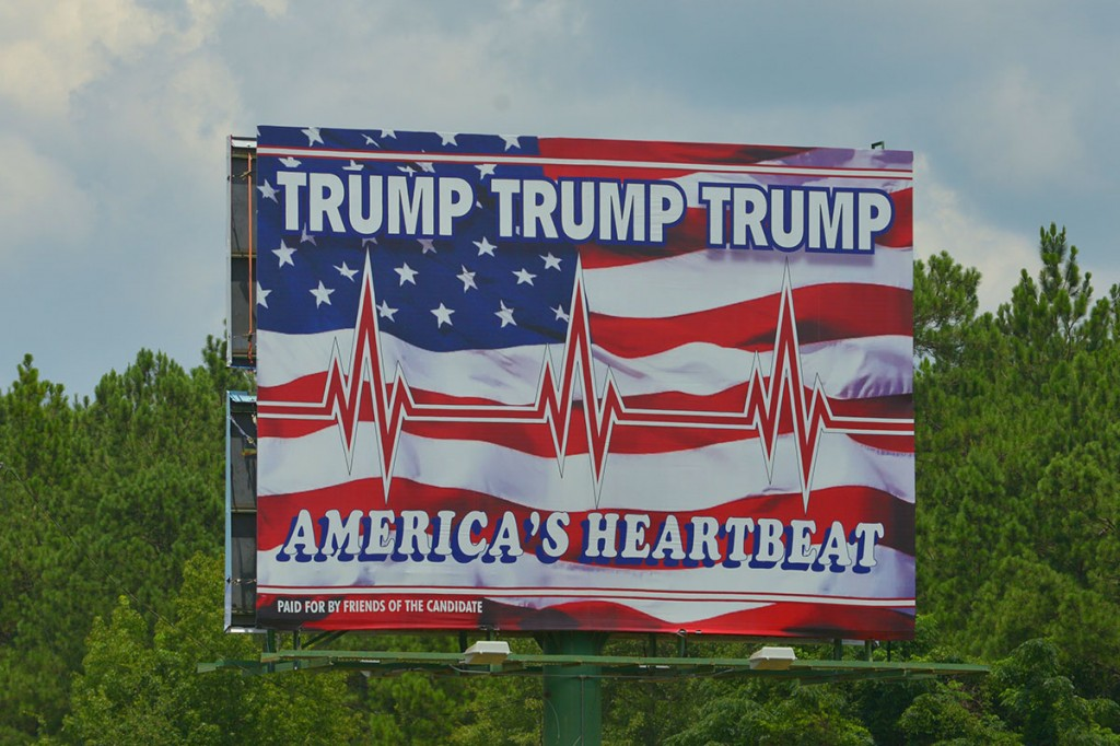 Trump Heartbeat