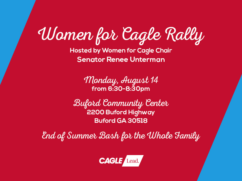 Women for Casey Cagle