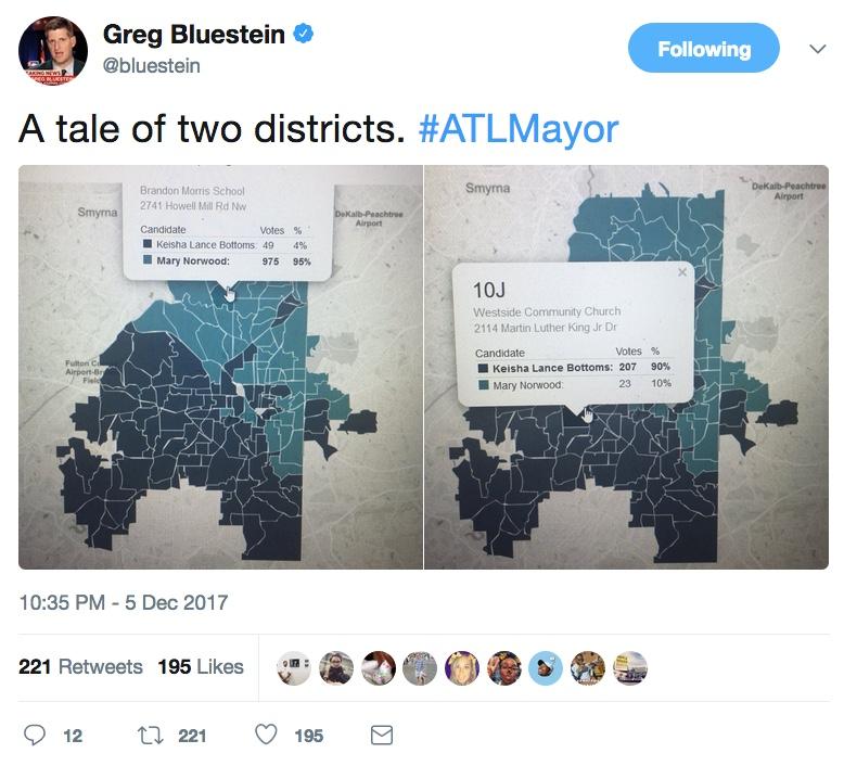 Bluestein ATLMayor